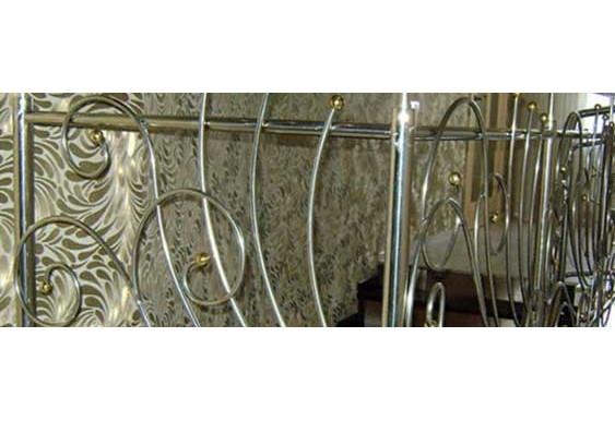 Красота и эстетика лестниц из нержавеющей стали