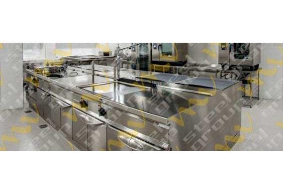 Применение нержавеющей стали AISI 430 в пищевом оборудовании